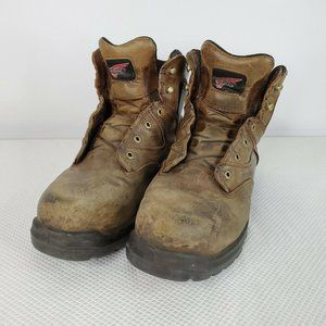 Red Wing ASTM F 2413-11 Men's Brown Work Boots